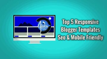 Top 5, Blogger Template, SEO Ready, Mobile Ready, Ads Ready, Responsive