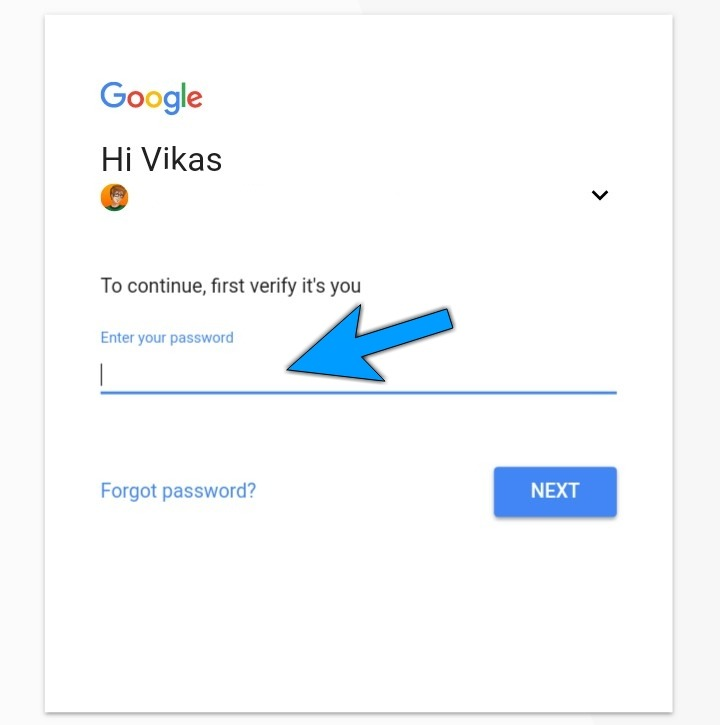 Google Gmail Account Login