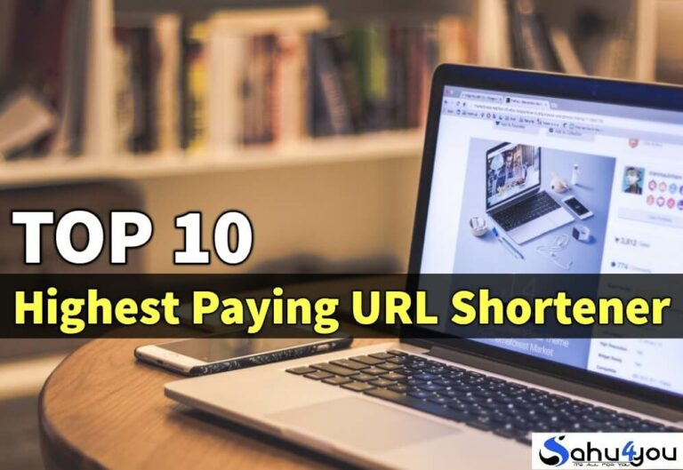 Top 10 High Paying URL Shortener Website List