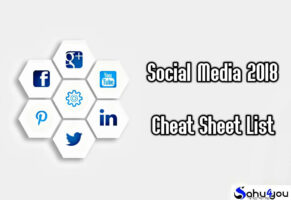 Social Media Image Dimensions in Hindi [Cheat Sheet 2021]