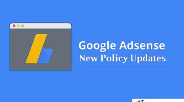 Google Adsense Policy Update Hindi