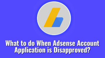 Google Adsense Disapproved Hone Ke Baad Fir Se Apply Kaise Kare