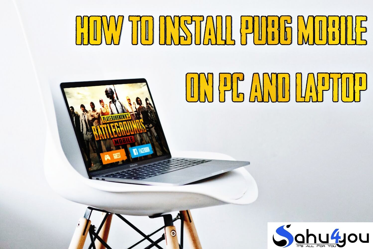 PUBG Mobile Install On PC Laptop Computer