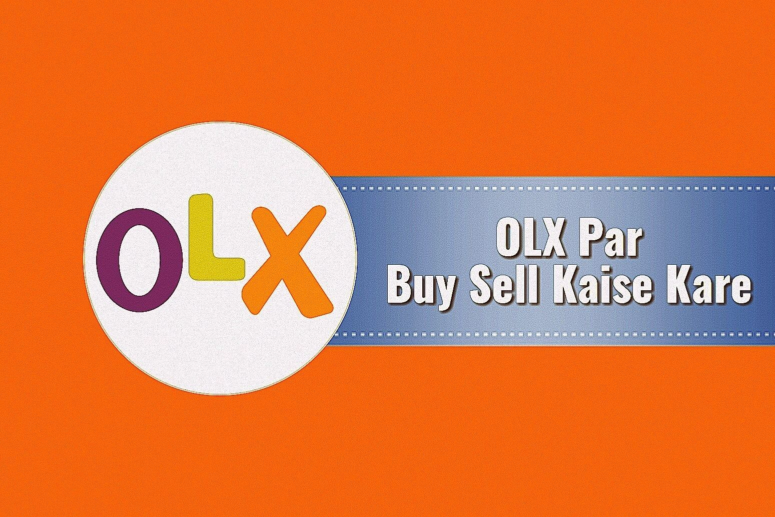 Olx-Buy-Sell