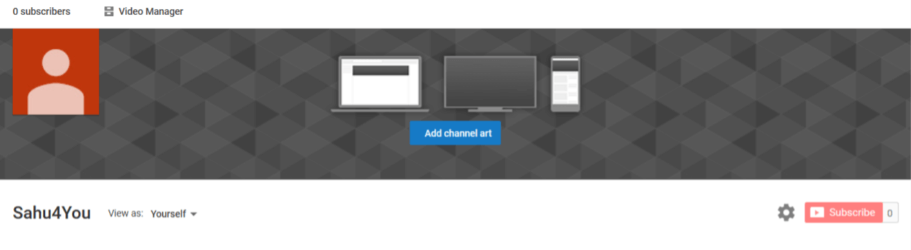 Create Second YouTube Channel with an Existing Google Account