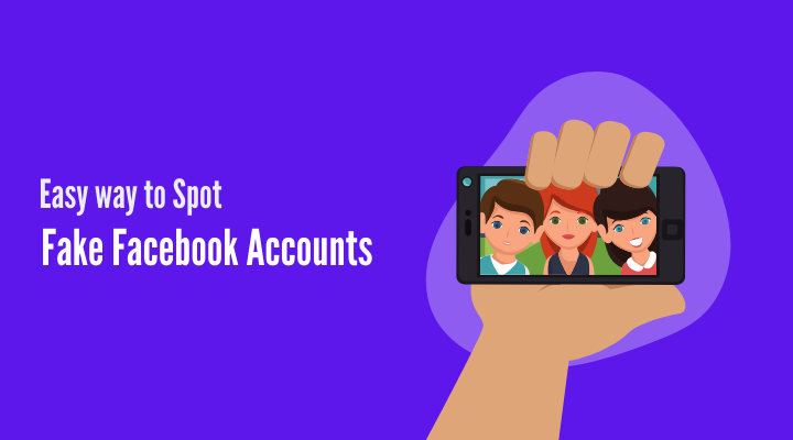 how to spot fake facebook account hindi
