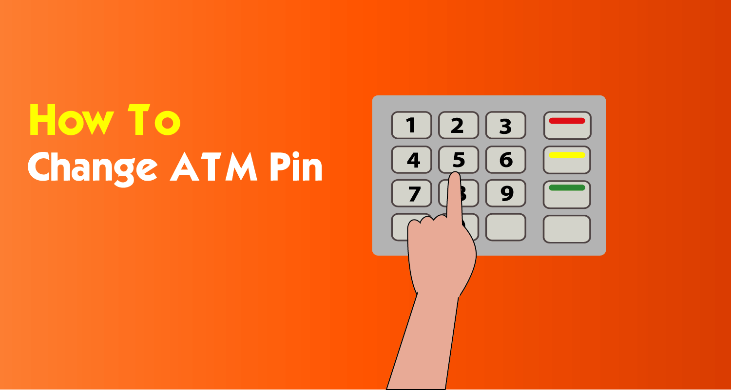 ATM Machine Se Apna ATM Pin Kaise Change Kare