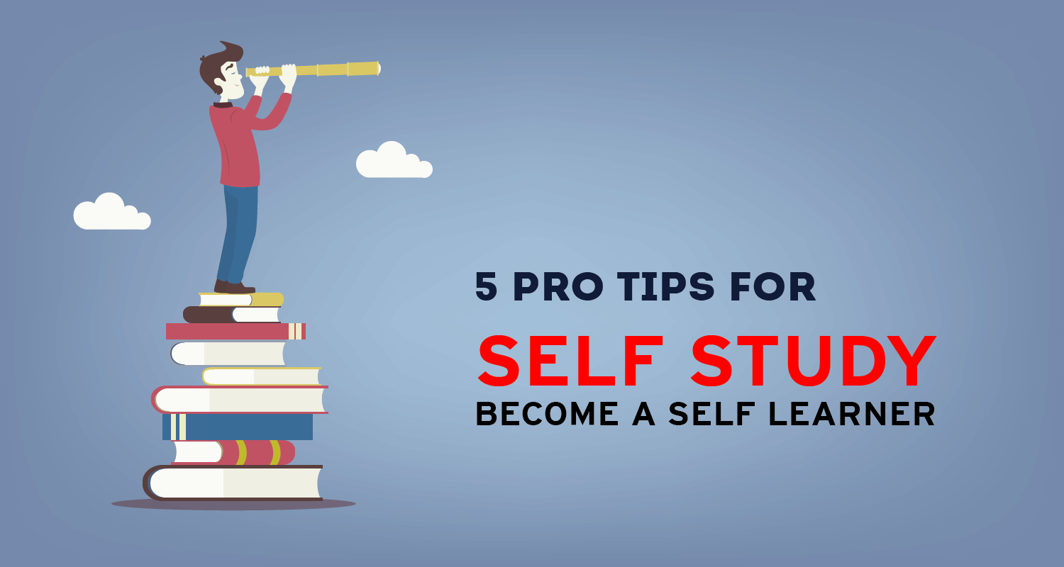 Best Methods of Self Study for Students