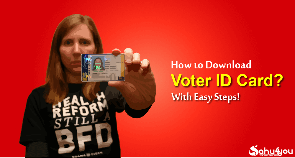 Download Voter ID Card Online