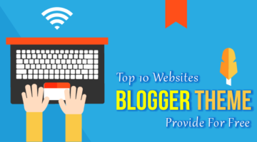 10 Best Blogger Template Providers