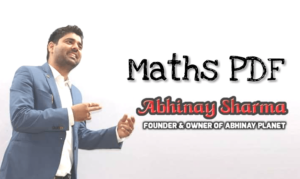 Abhinay Maths Books PDF Download 2020
