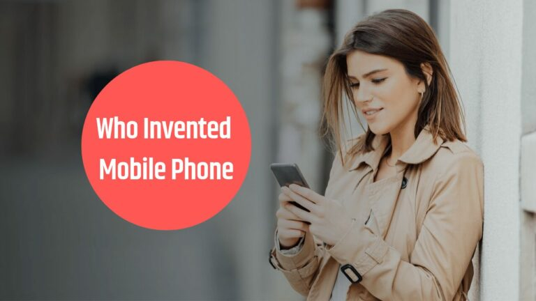 Who Invented Mobile Phone in Hindi