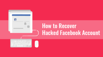 Hacked Facebook Account को Recover कैसे करें?