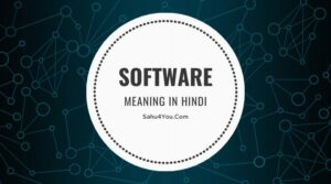 Software Meaning
