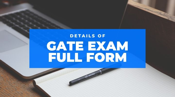 GATE Exam Full Form in Hindi