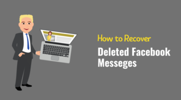 Facebook Par Deleted Messages Ko Recover Kaise Kare