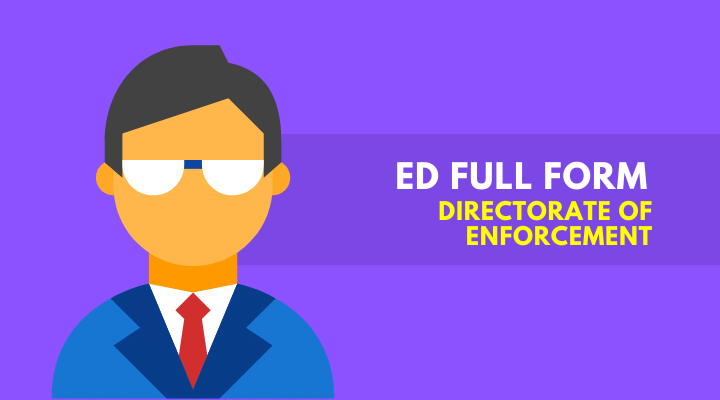 ED Full Form in Hindi