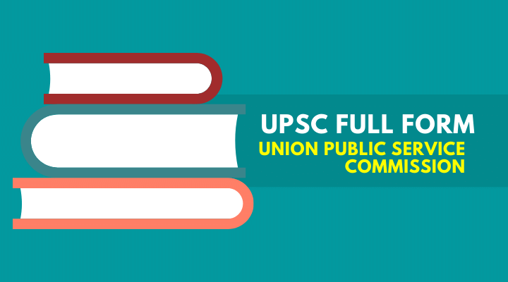 UPSC Full Form in Hindi