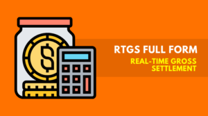 RTGS Full Form in Hindi