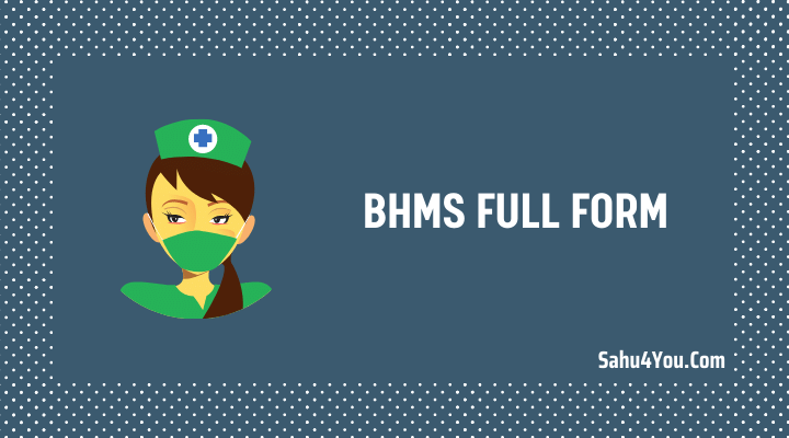 BHMS Full Form in Hindi