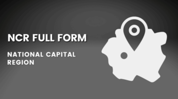 NCR Full Form in Hindi