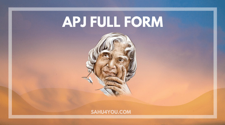 Full Form of APJ Kya Hai