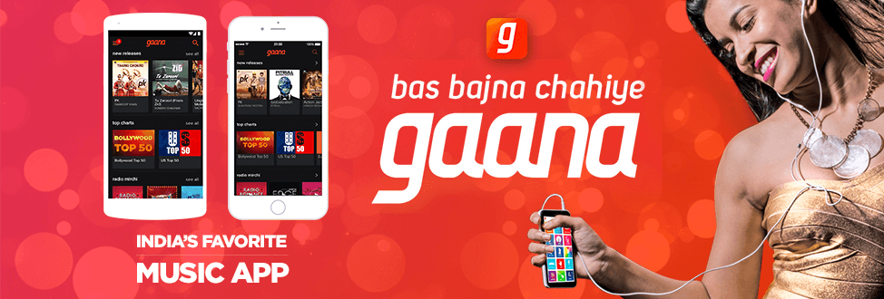 Gaana - Bollywood & Punjabi Songs