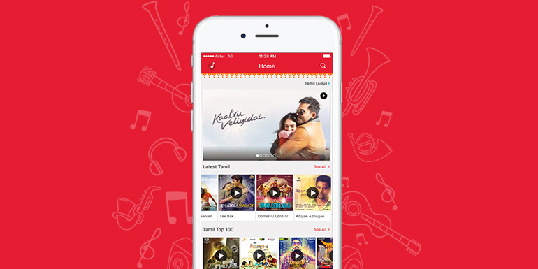 Wynk - Online Music Player