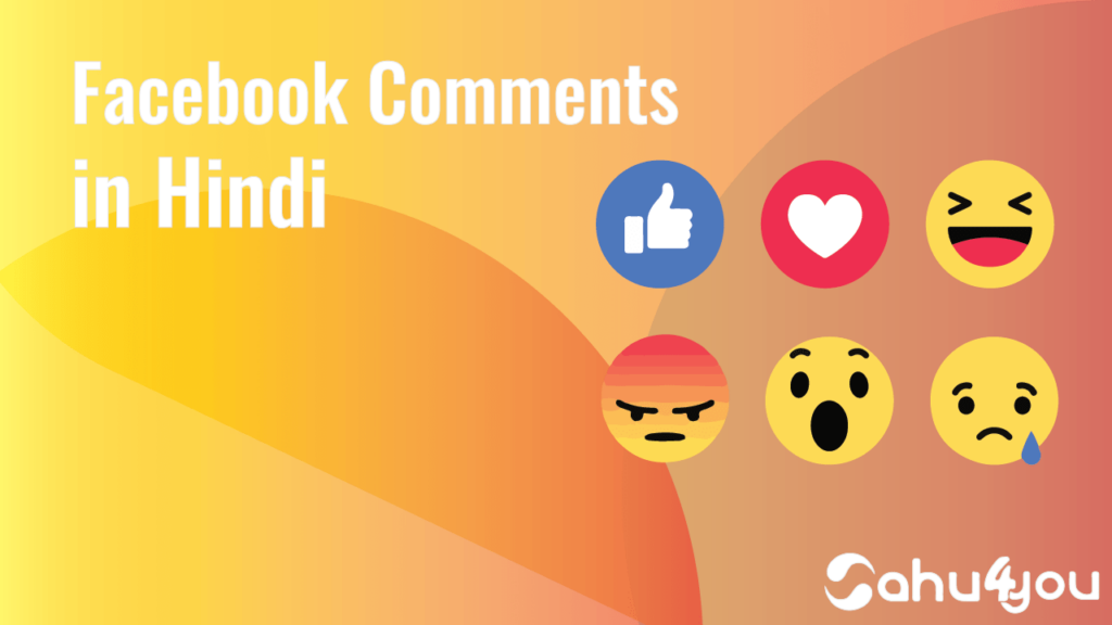 Best Facebook Instagram Comments in Hindi