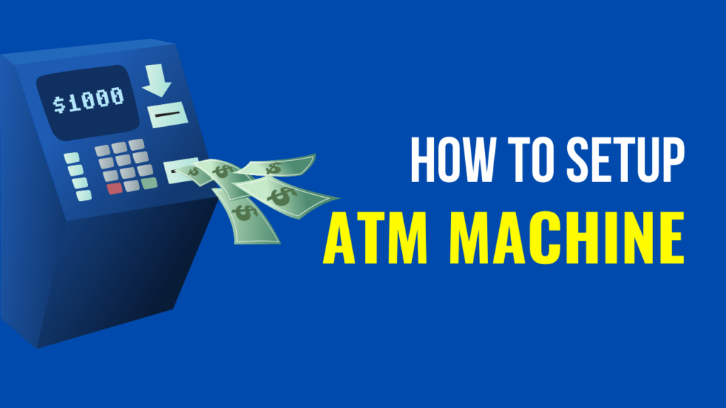 How to Setup ATM Franchise in Hindi