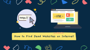 How to Find Dead Lost Website on Internet