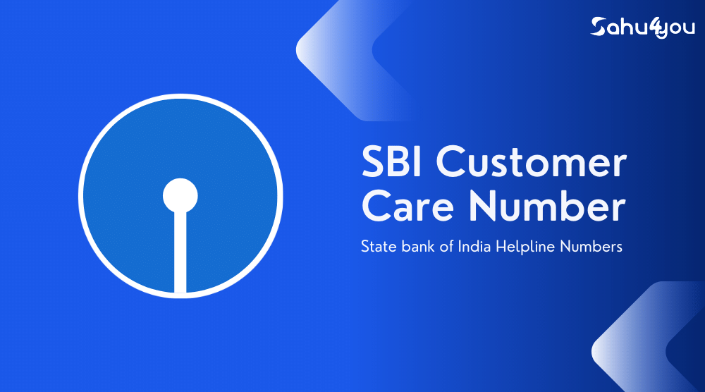 SBI Customer Care Toll Free Number