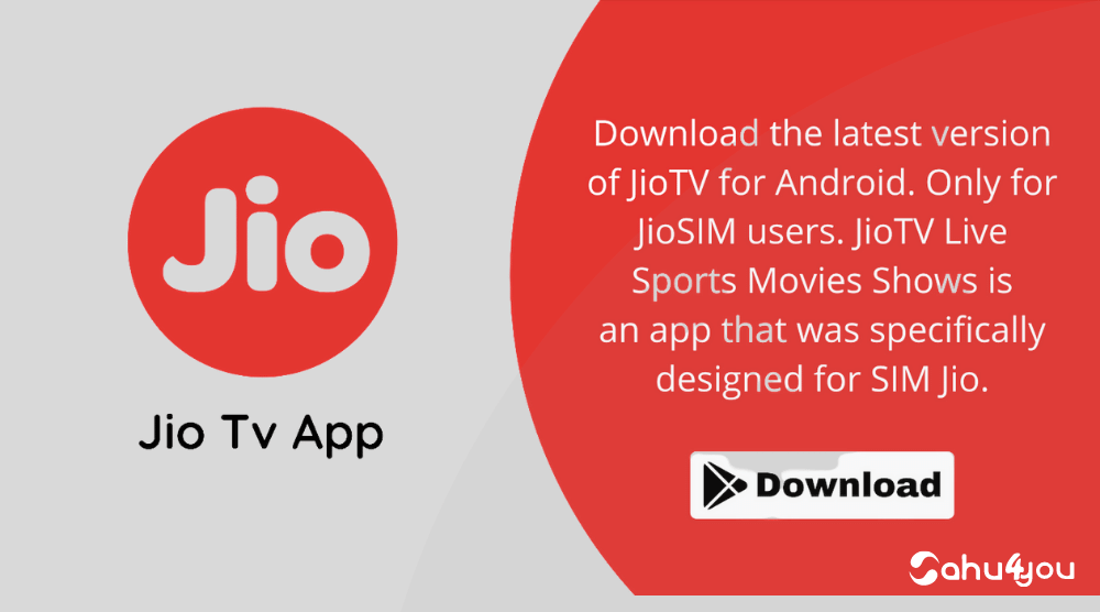 JioTV Apk Download for Android