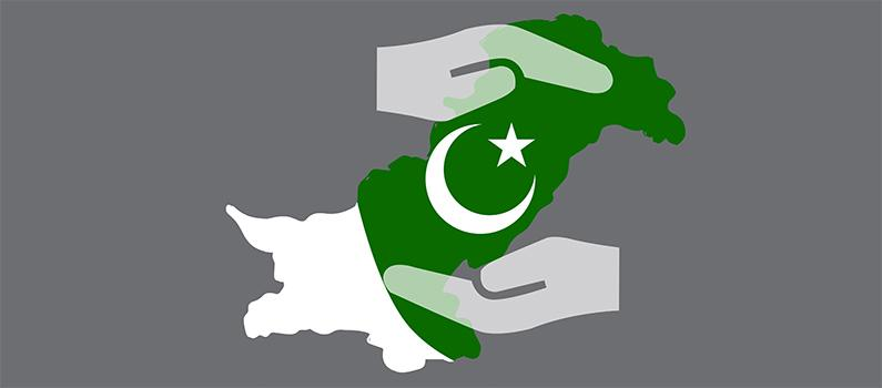 How many states in pakistan