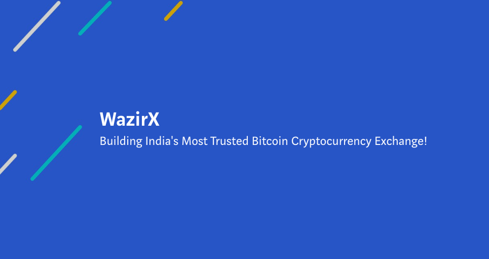 Wazirx P2P Crypto Exchange