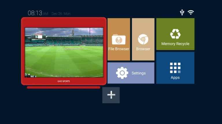 Install GHD Sports on Smart TV (Android TV)