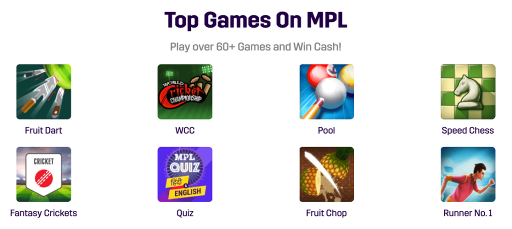 Play 60 Games to Earn Cash on MPL.png