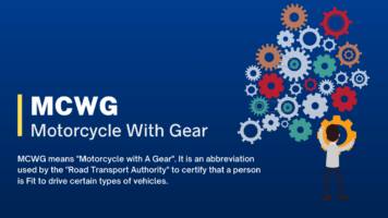 MCWG Full Form – Motorcycle With Gear