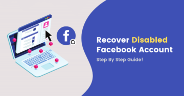 Recover Facebook Disabled Account in 2021