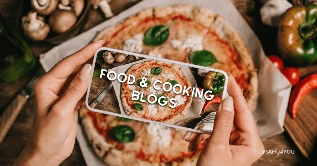 Food & Cooking Blogs List 2021